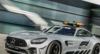 Image: New Mercedes-AMG GT R Safety Car revealed
