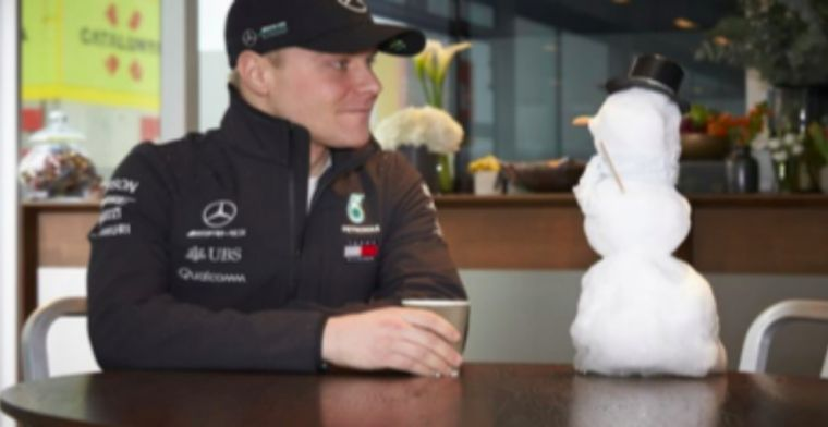 Bottas Aiming for Race Wins Not the Future
