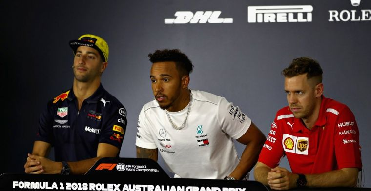 Hamilton Dismisses Rosberg Criticism: 'Some People Need Headlines'