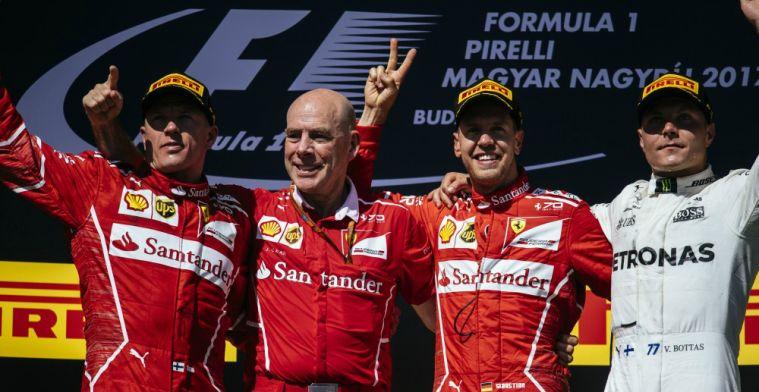 Vettel: Winning the Championship for Ferrari The Ultimate Satisfaction