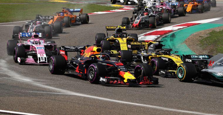 Dit krijgen de coureurs op hun rapport na de Grand Prix van China!