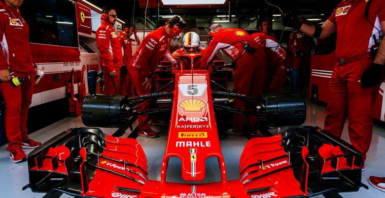 Ferrari: We kunnen nog steeds de F1 verlaten
