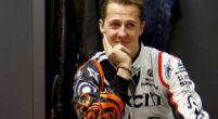 Afbeelding: Barichello mocht zijn oude teamgenoot Michael Schumacher niet bezoeken