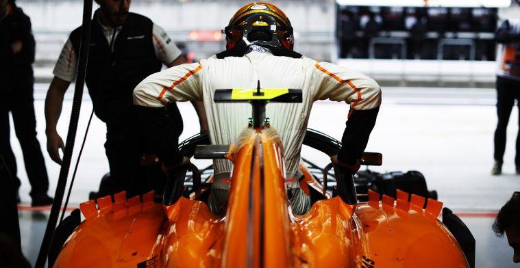 Vandoorne: Ik moet Alonso verslaan om wereldkampioen te worden