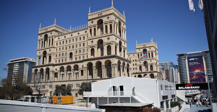 Deze updates hebben de F1 teams meegenomen naar Azerbeidzjan