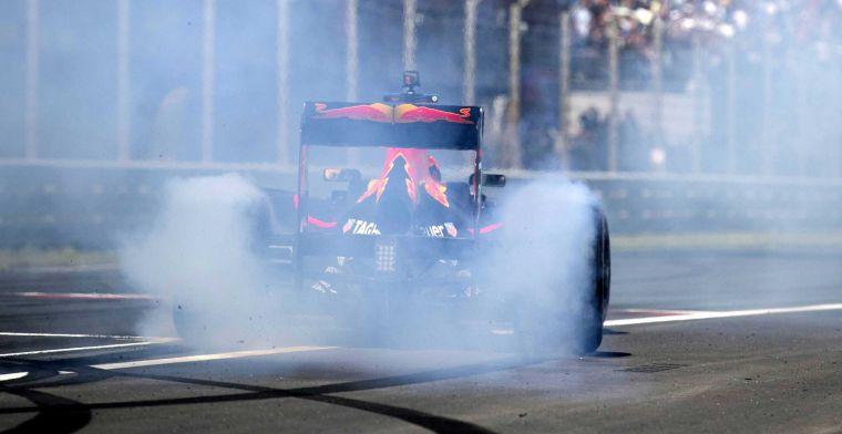 Drie Red Bull Formule 1 wagens te bewonderen tijdens Jumbo Racedagen