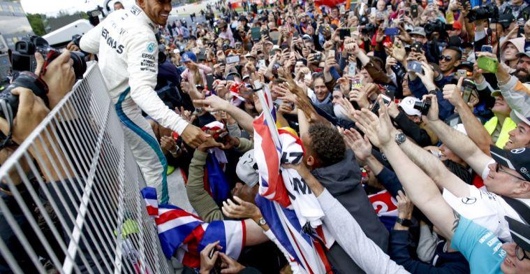 Lewis Hamilton deelt video van zijn jeugd