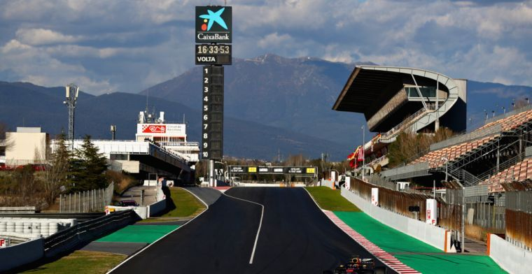 Day 2 of Spain testing - Bottas finishes top!