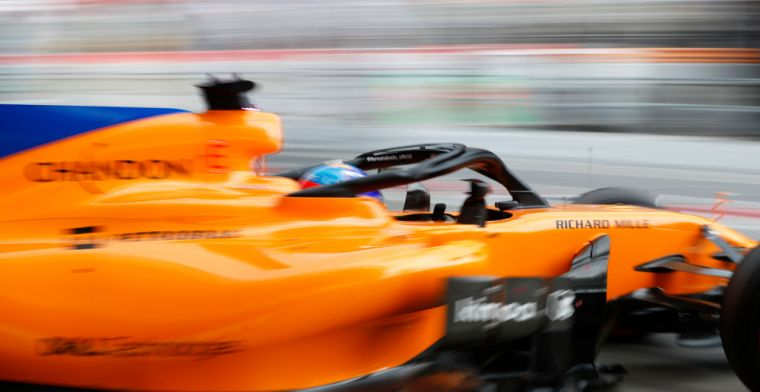 Indycar return for McLaren?
