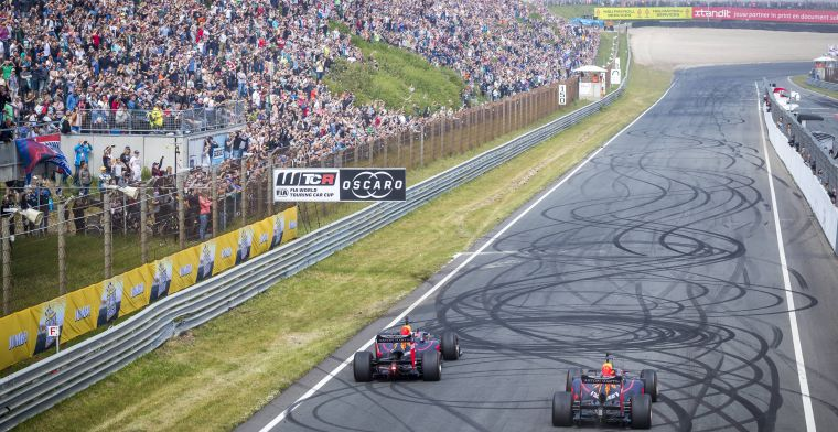 Ludieke grap of volgende stap naar de GP van Nederland in Zandvoort?