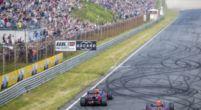Afbeelding: Ludieke grap of volgende stap naar de GP van Nederland in Zandvoort?
