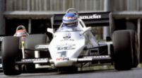 Image: WATCH: The 1983 Monaco winning Williams car returns to the track!