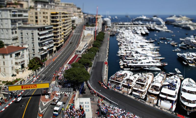 Afbeelding: Red Bull domination! FP1 summary and results from Monaco