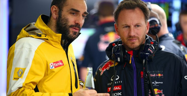 Red Bull bijt van zich af na uitspraken Cyril Abiteboul
