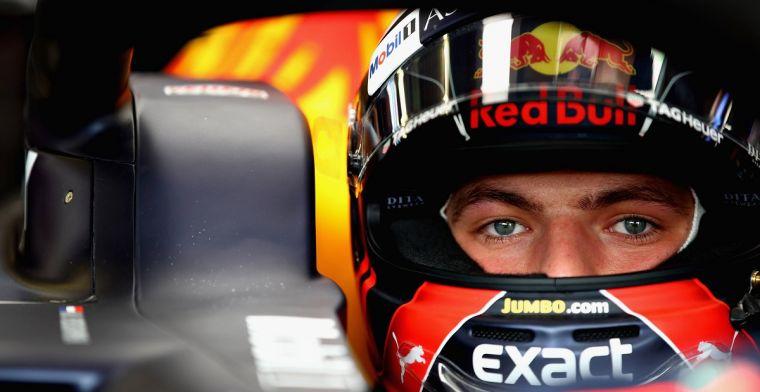 Red Bull: We maken ons geen zorgen over gretigheid Verstappen