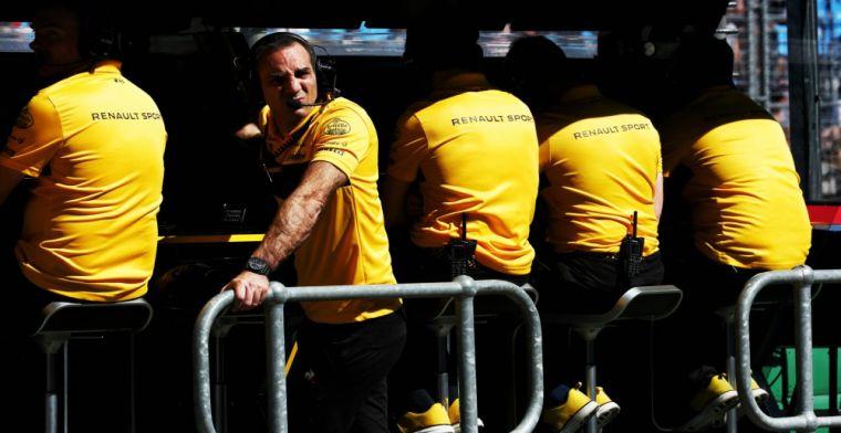 Renault: Weakness became apparent in Monaco