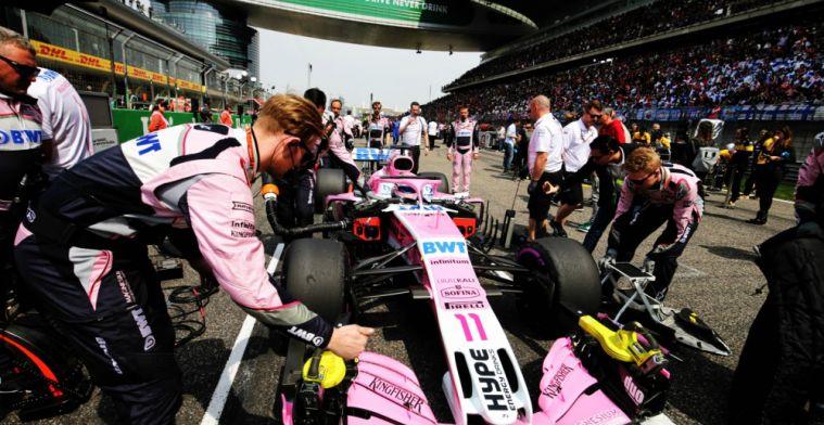 Nicholas Latifi hungry for 2019 F1 seat
