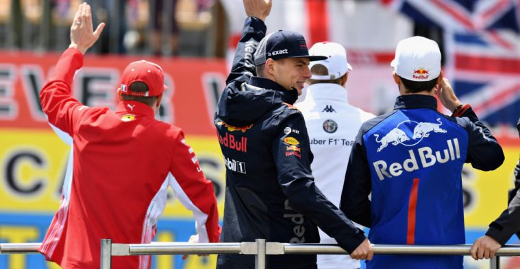 Verstappen and Red Bull mutually agreed to leave father Jos out of garage