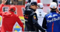 Image: Verstappen and Red Bull mutually agreed to leave father Jos out of garage
