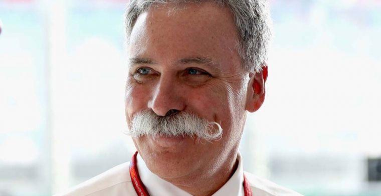 Formule 1 wil geen gebruik maken van bestaande circuits in de Verenigde Staten