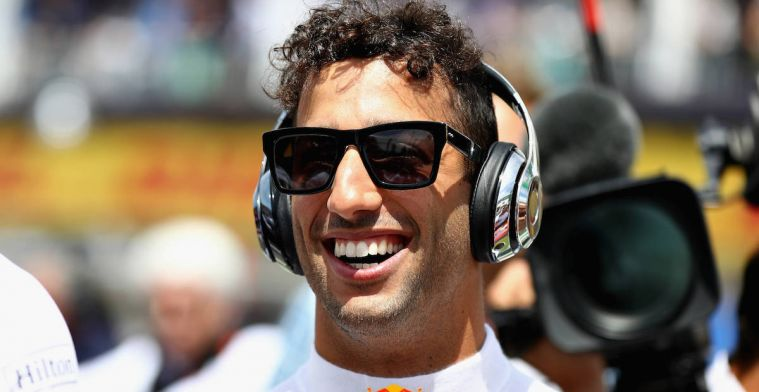 Riccardo heeft veel vertrouwen in Red Bull na dikke punten in Canada!