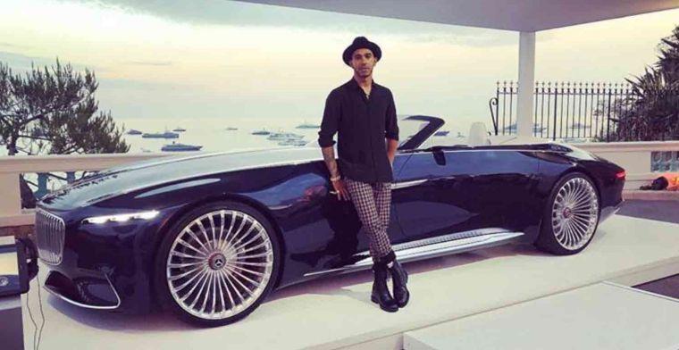 Hamilton tegen Mercedes: Ik wil deze auto hebben!