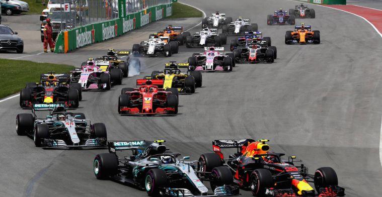 Dit gaat er volgend seizoen veranderen aan de Formule 1 wagens