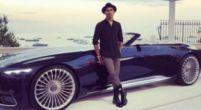 """Afbeelding: Hamilton tegen Mercedes: """"Ik wil deze auto hebben!"""""""