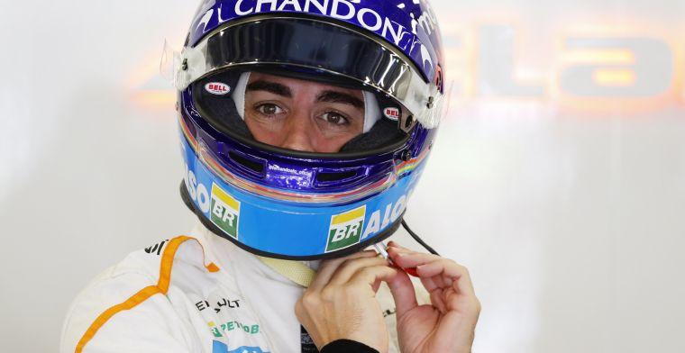 Alonso: Michael Schumacher was mijn rolmodel toen ik in de F1 kwam