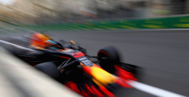 Red Bull perst minder vermogen uit Renault motor tijdens komende vier races