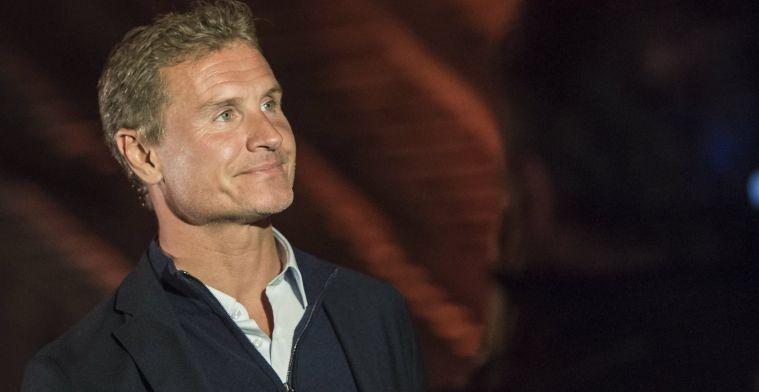 David Coulthard is bang voor verlies van veel Britse Formule 1 fans