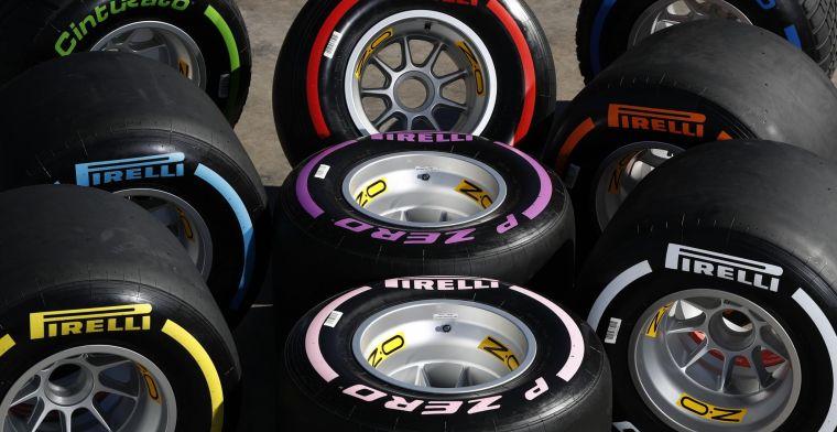 Pirelli slaat supersofts over tijdens GP van Rusland