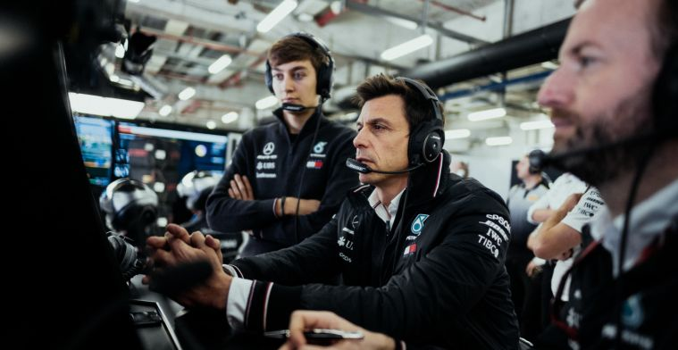 Wolff erkent dat dominantie van Mercedes in Formule 1 is afgenomen