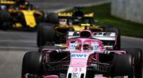 """Afbeelding: Renault inhalen volgens Force India """"een behoorlijke uitdaging"""""""