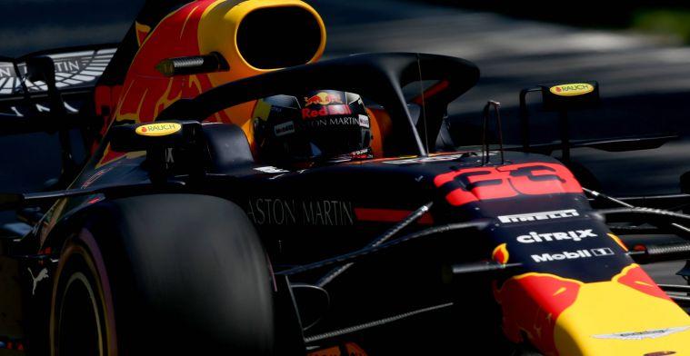 OFFICIEEL: Vanaf 2019 rijdt het RED BULL Formule 1-team met HONDA!