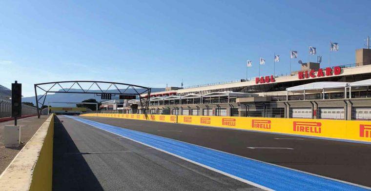 Voorbeschouwing: Grand Prix van Frankrijk