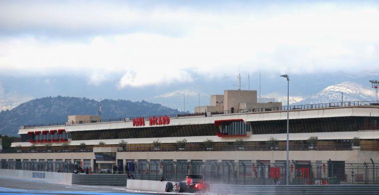 John Barnhard: Mercedes is de favoriet voor de winst in Frankrijk