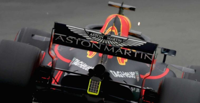 Aston Martin staat volledig achter keuze Red Bull Racing