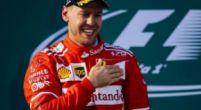 Afbeelding: Sebastian Vettel kan in Frankrijk legende Alain Prost evenaren