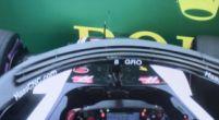 Afbeelding: Grosjean parkeert zijn Haas in Q3 GP Frankrijk in de muur