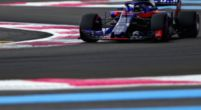 Image: Gasly frustrated by first lap crash
