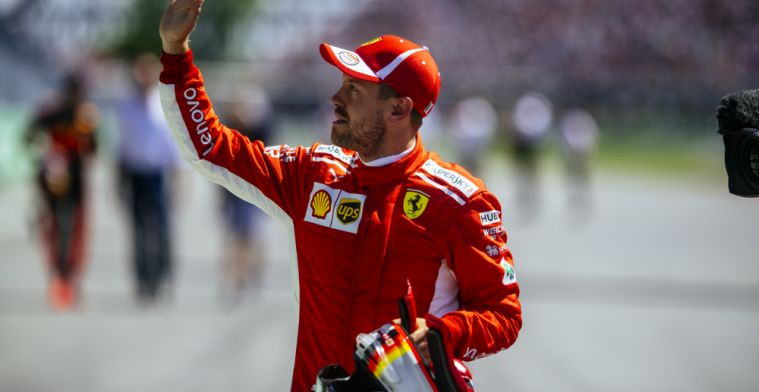 Sebastian Vettel grid penalty: Ferrari star punished for Austrian qualifying incident