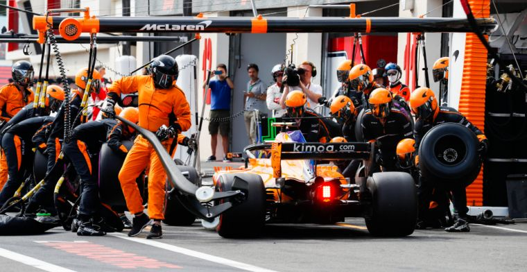 Brown: We need to simplify clunky McLaren