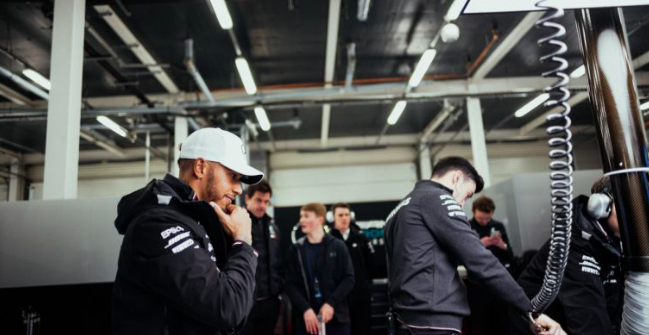 Wolff claims Hamilton has five very good years left in F1