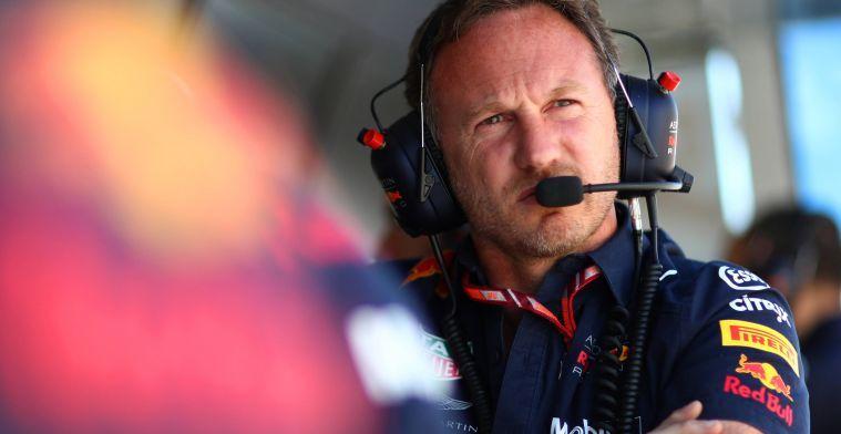 Red Bull over snelheid op Silverstone: 'Om deze reden voor Honda gekozen'