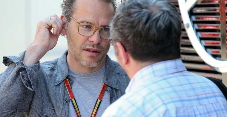 Villeneuve: Als Raikkonen een straf krijgt voor zoiets, straf dan ook Verstappen