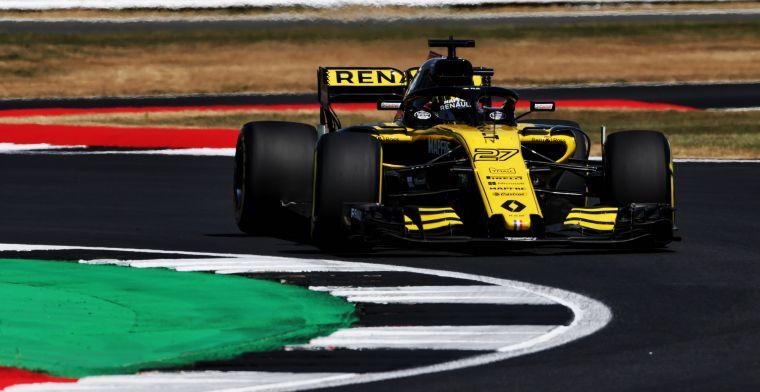 Hoe tergende bandenproblemen op Spielberg Renault hielp op Silverstone...