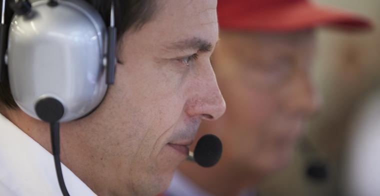 Toto Wolff ziet grootste zwakte van zijn team in van dit F1-seizoen