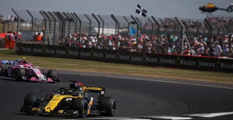GERUCHT: 'Ocon naar Renault, Stroll naar Force India'