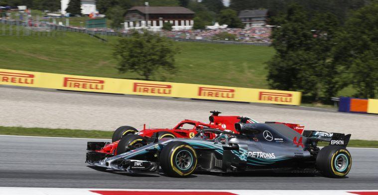 """Hakkinen: """"Fantastisch hoe Ferrari het gat met Mercedes heeft gedicht"""""""